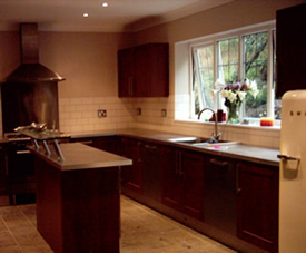 Cumbria Kitchen Tiling